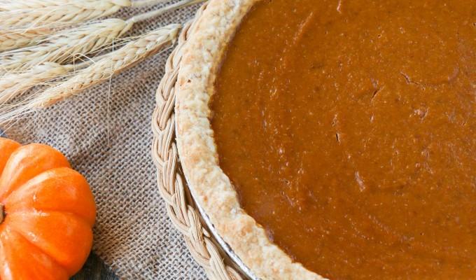 Super Easy Pumpkin Pie